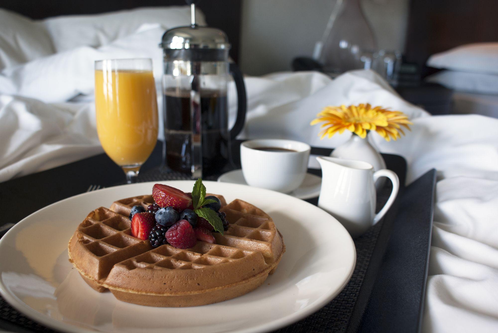 having-breakfast