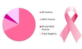 انواع سرطان سینه