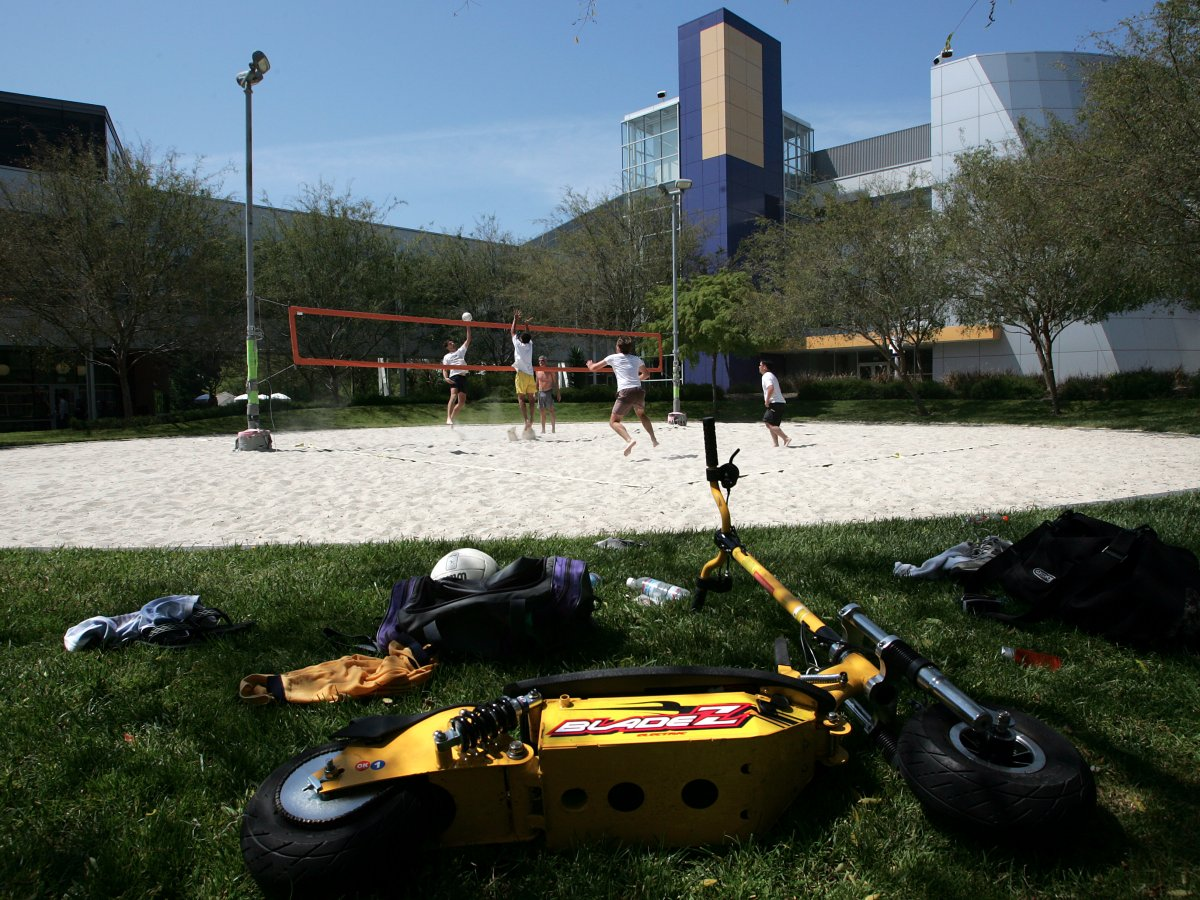 employees-in-mountain-view-have-their-own-sand-volleyball-court-on-the-campus