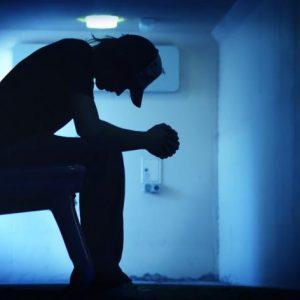 a-depressed-man