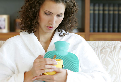 photolibrary_photo_of_woman_with_hot_water_bottle