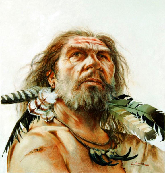 دنیسوواها احتمالاً برخلاف نئاندرتالها، تیرهپوست بودهاند.