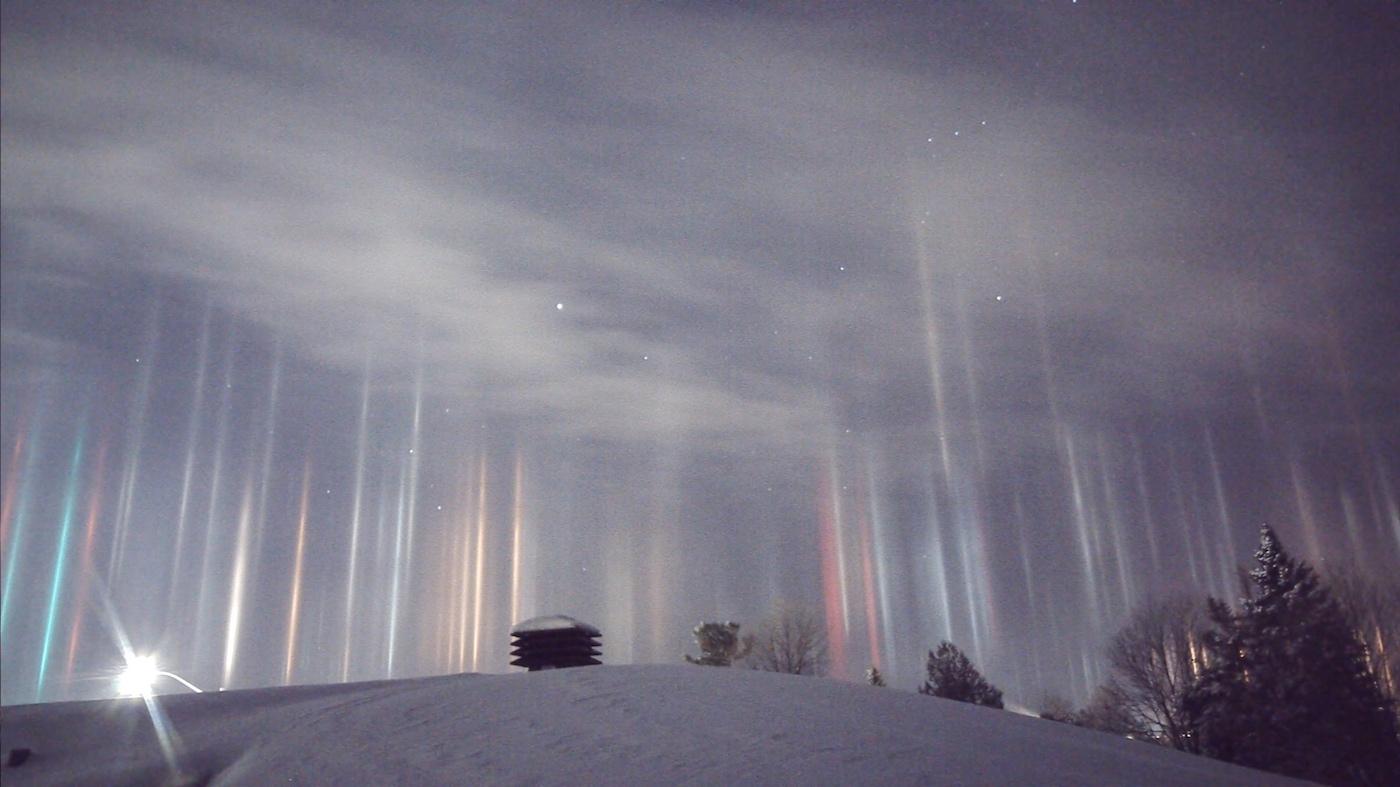 light-pillars-ontario