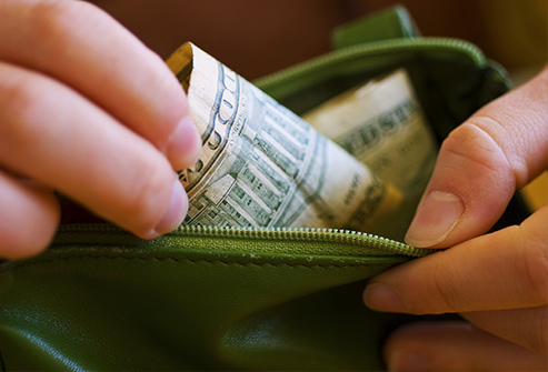 thinkstock_rf_photo_of_wallet_full_of_cash
