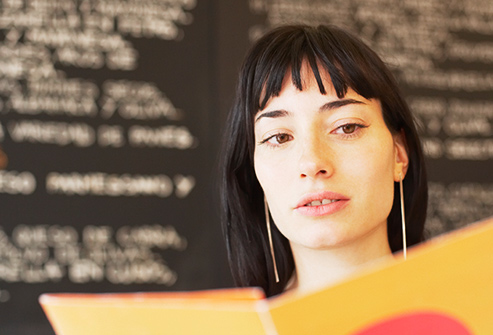 thinkstock_rf_photo_of_woman_reading_menu