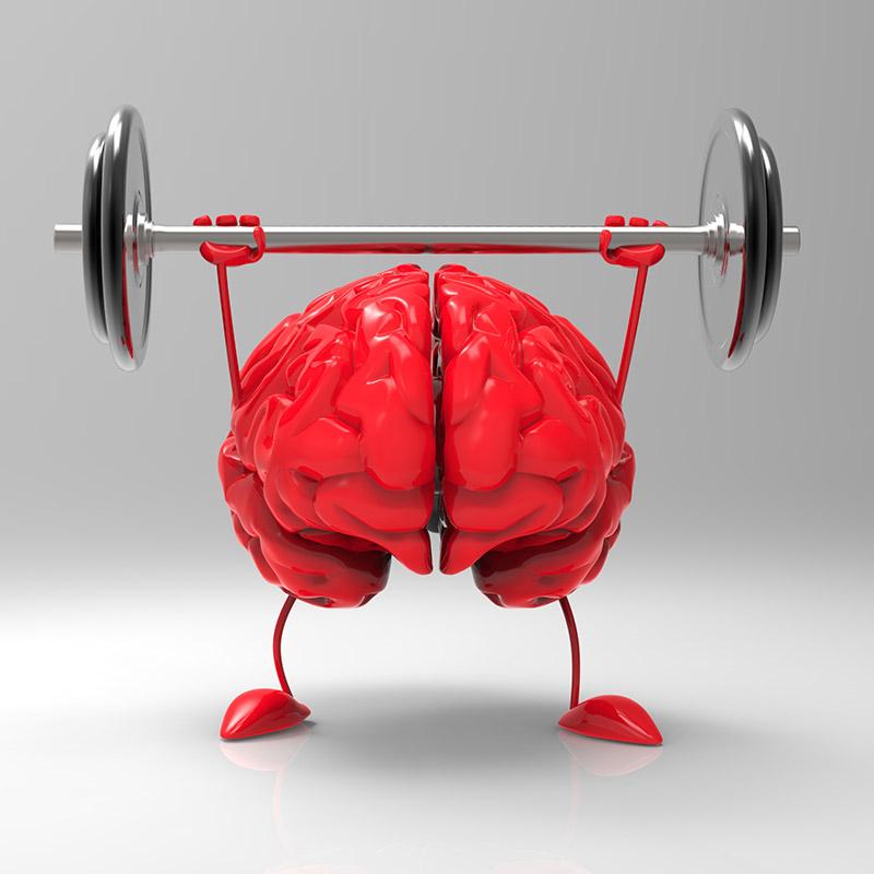 قوی تر شدن مغز