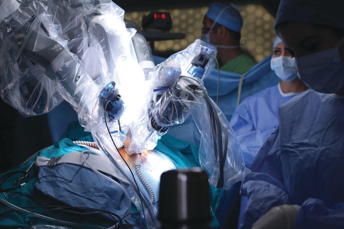 جراحی کم تهاجمی