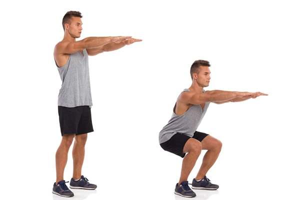 ورزش برای سلولیت ران