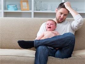 اضطراب والدین در وحشت شبانه کودکان