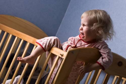 وحشت شبانه در کودکان، از خواب پریدن کودک با گریه