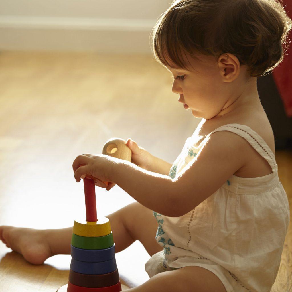 رشد شناختی کودکان 2-3 ساله