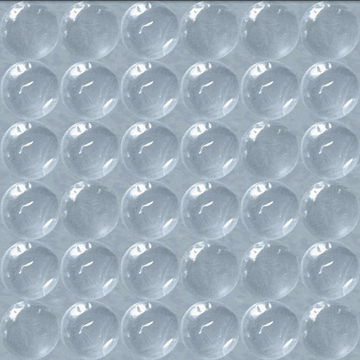 پوشش حبابی