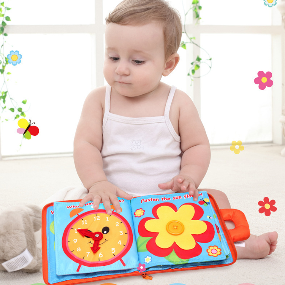 رشد شناختی کودک 9-12 ماهگی