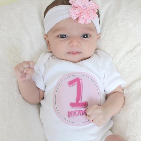 کودک یک ماهه