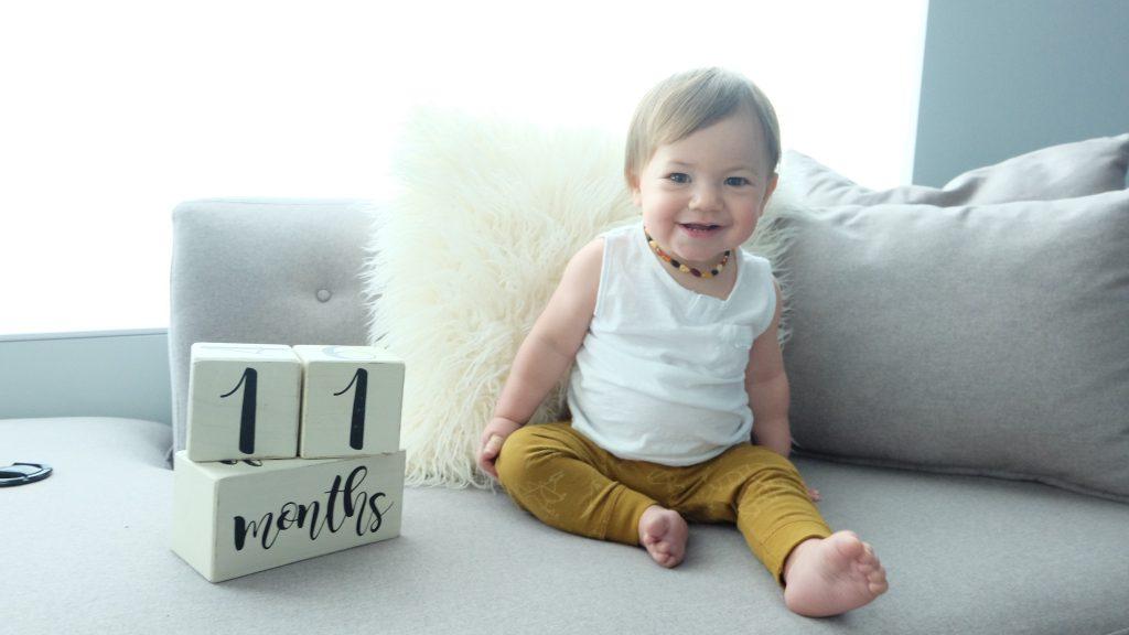 رشد کودک 11 ماهگی