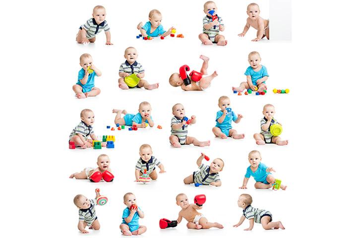 رشد طبیعی کودک بدو تولد تا یک سالگی