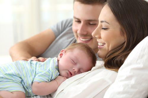 یک روز زندگی با کودک چهار هفته
