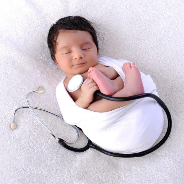 ویزیت نوزاد