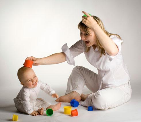 زندگی با کودک شش ماهه