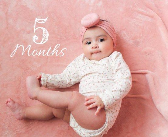 ماه پنجم
