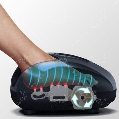 بهترین مدل ماساژور پا