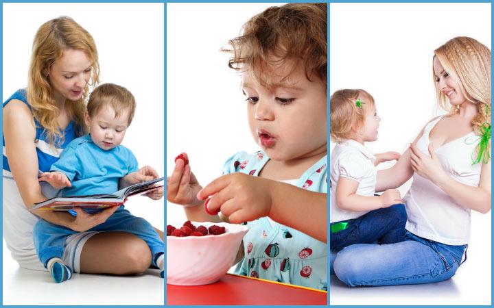 زندگی با کودک 11 ماهه