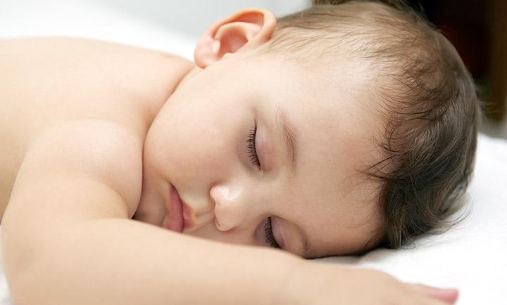 خواب کودک ماه یازدهم