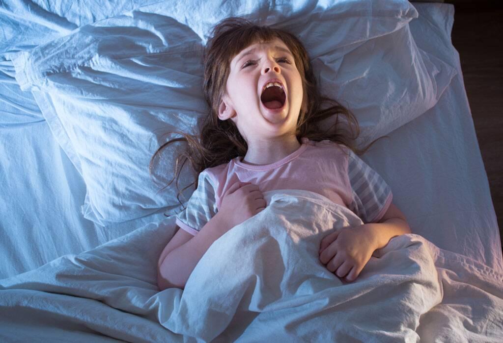 کابوس و ترس در کودکان