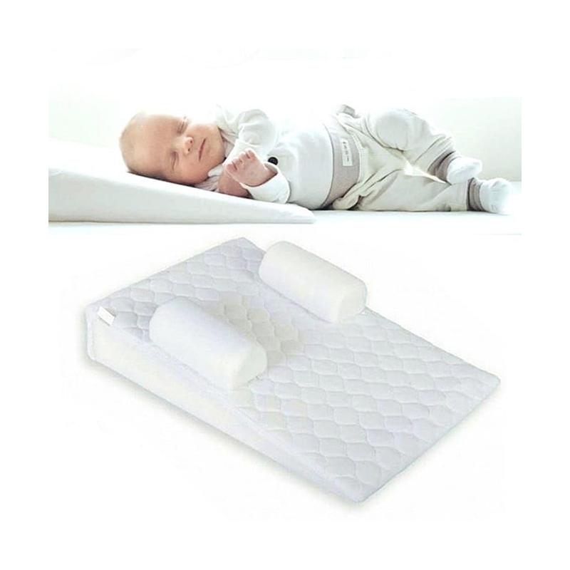 موقیت خواب کودک دچار ریفلاکس تشک ریفلاکس