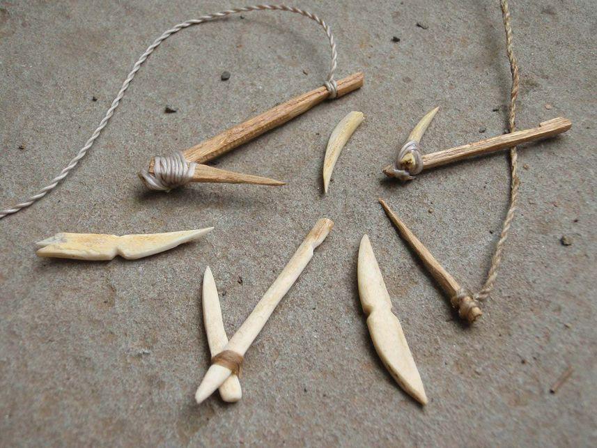 ابزار سنتی ماهیگری